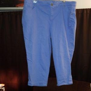 Light purple jeans